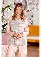 Pierre Cardin Pierre Cardin Kadın Pijama Takımı Pembe